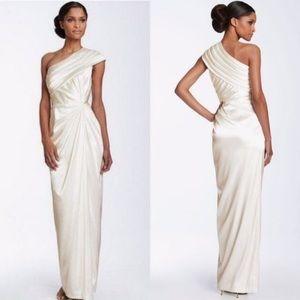 Adrianna Papell Charmeuse dress